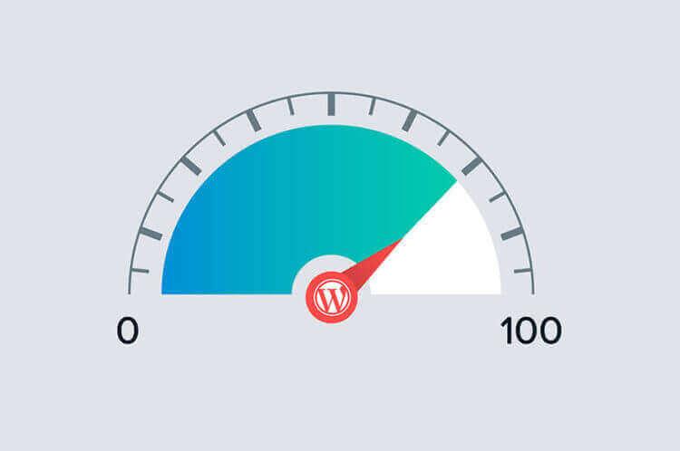 loading website wordpress